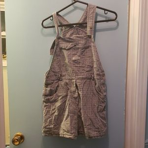 Vintage short overalls size medium